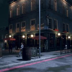 The Golden Rivet (Lambeth) drink location