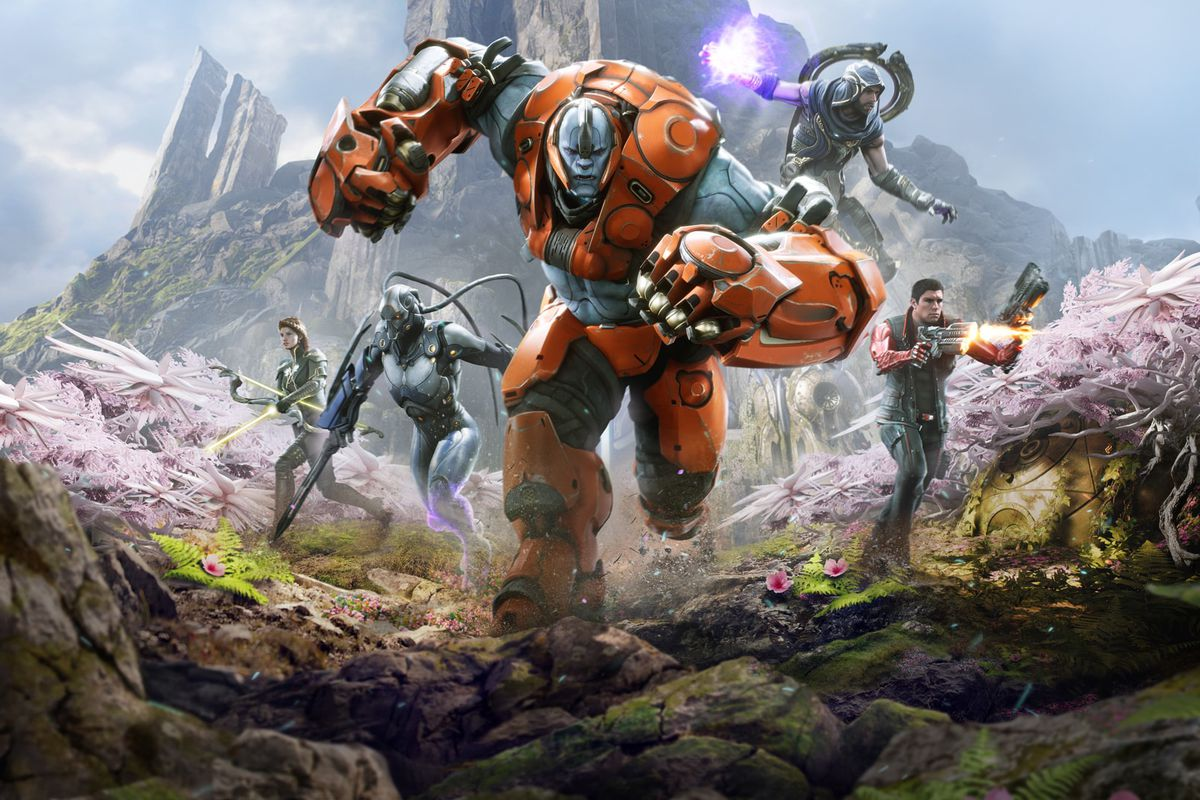 Epic's giving away $12M worth of Paragon game assets for