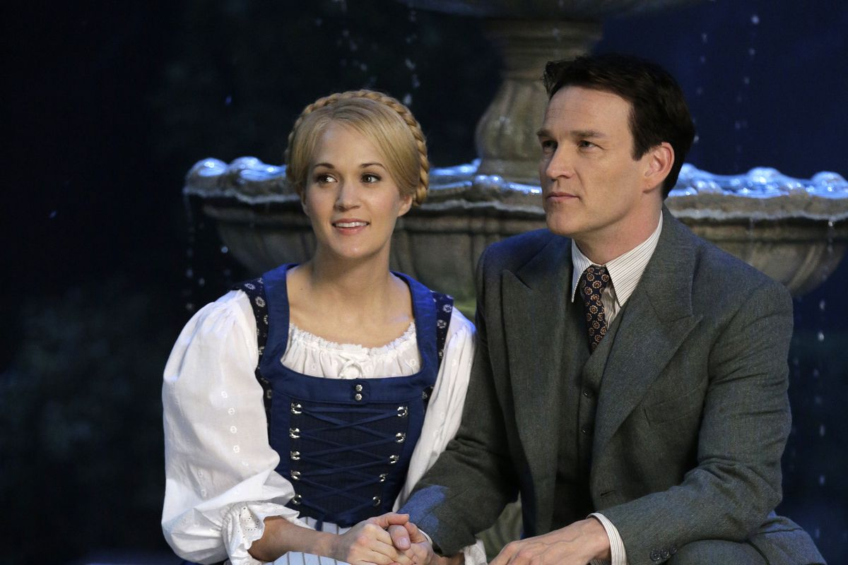The Shows Must Go On To Stream Carrie Underwood S Sound Of Music