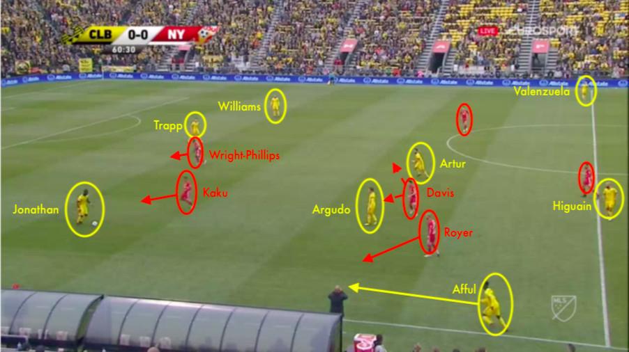 Anatomy of a Goal: Gyasi Zardes powers home Pipa's flick
