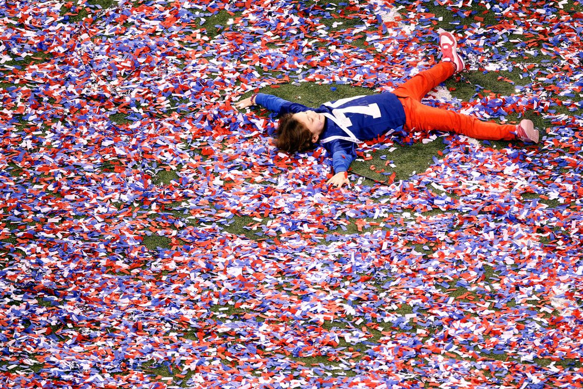 With your help, Adam Aron's dreams of a confetti party can become a reality
