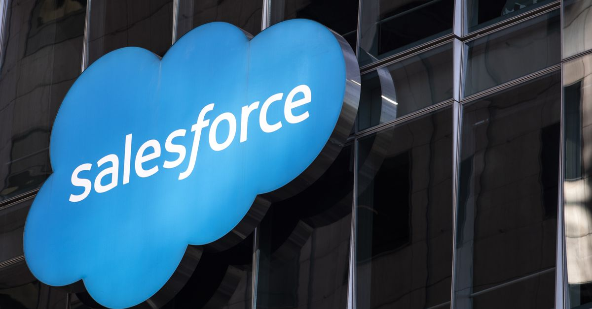 Salesforce to reopen San Francisco headquarters in May thumbnail