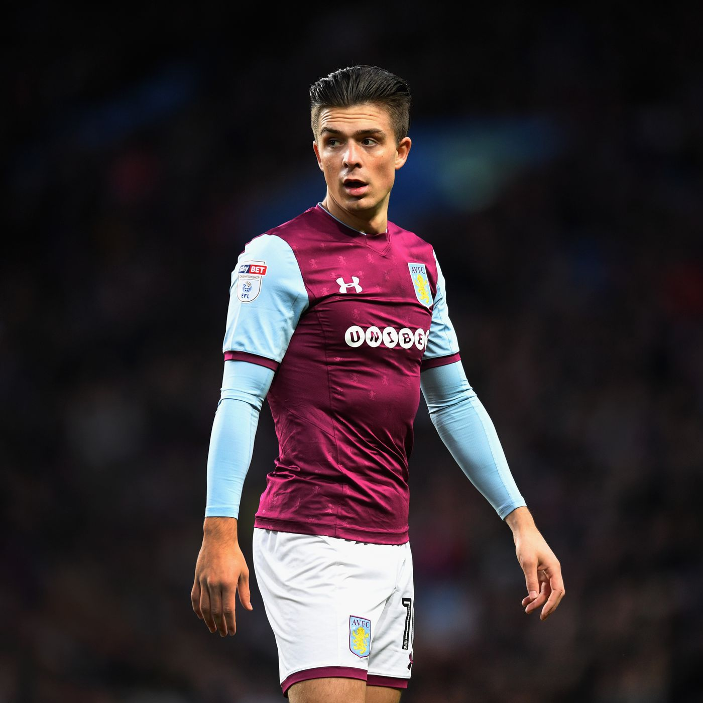 Aston Villa To Ditch Under Armour For Ground Breaking 18 19 Kit Deal 7500 To Holte