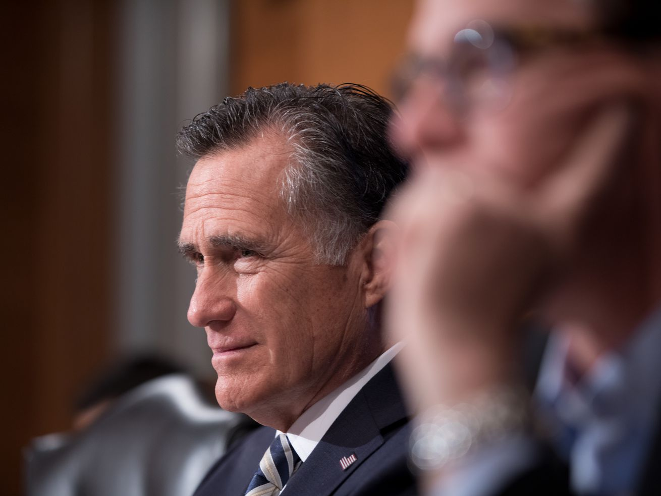 Mitt Romney calls Trump decision to remove U.S. troops from Germany 'grave error'