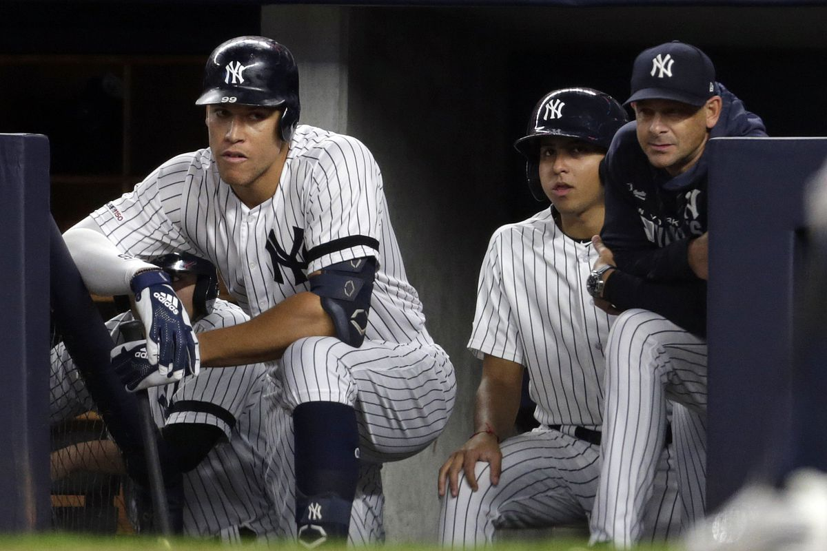 Maybe the Yankees shouldn't prioritize home-field advantage