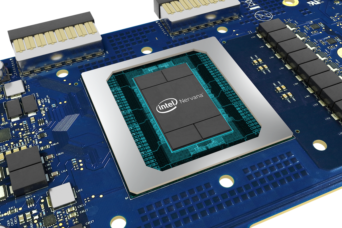 Intel unveils new family of AI chips to take on Nvidia's