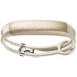 Of all the fitness trackers on the market, Jawbone's Up2 wins the highest marks for both looks and capabilities.