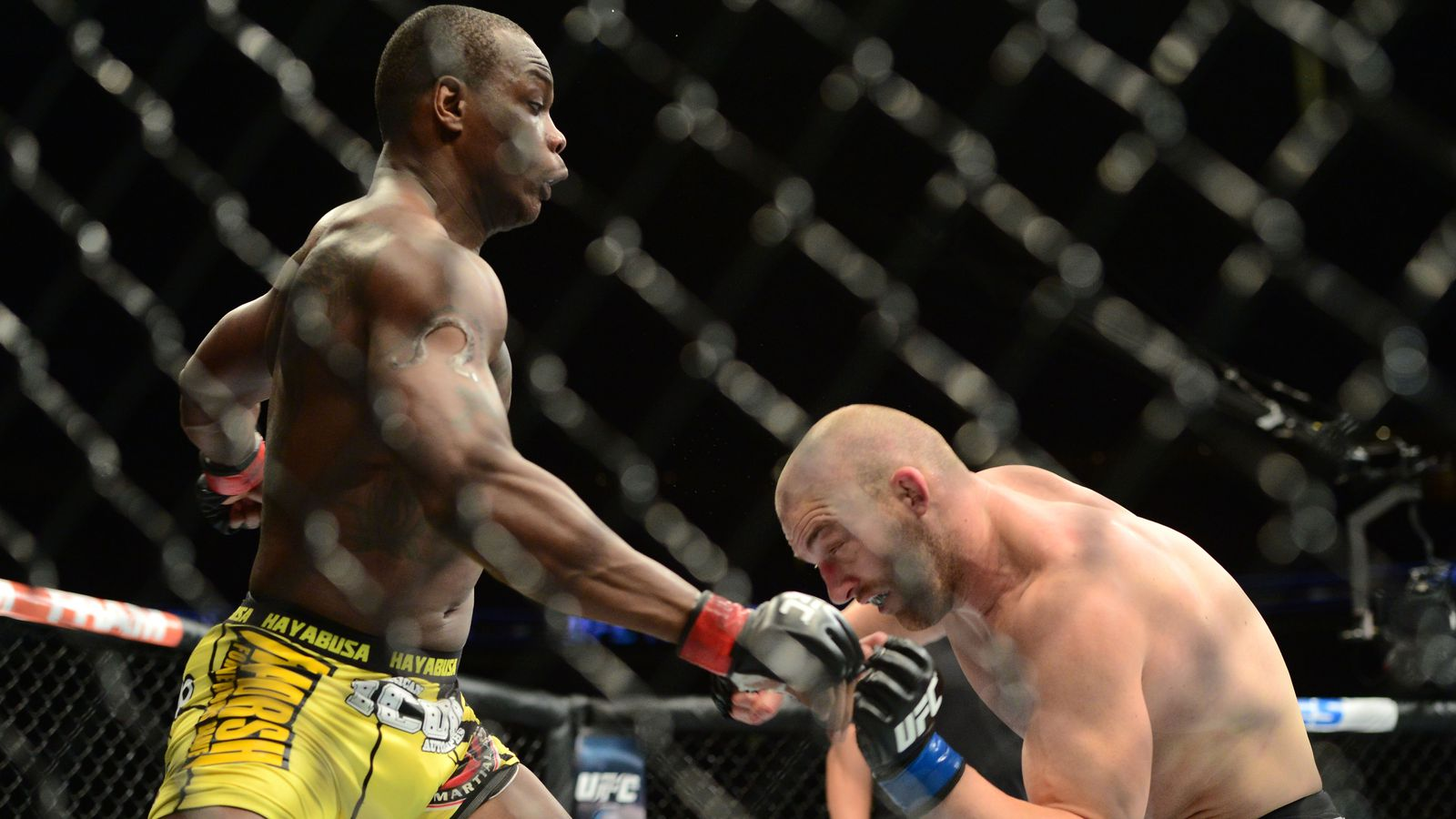 Ufc Fight Night 73 Complete Fighter Breakdown  Ovince