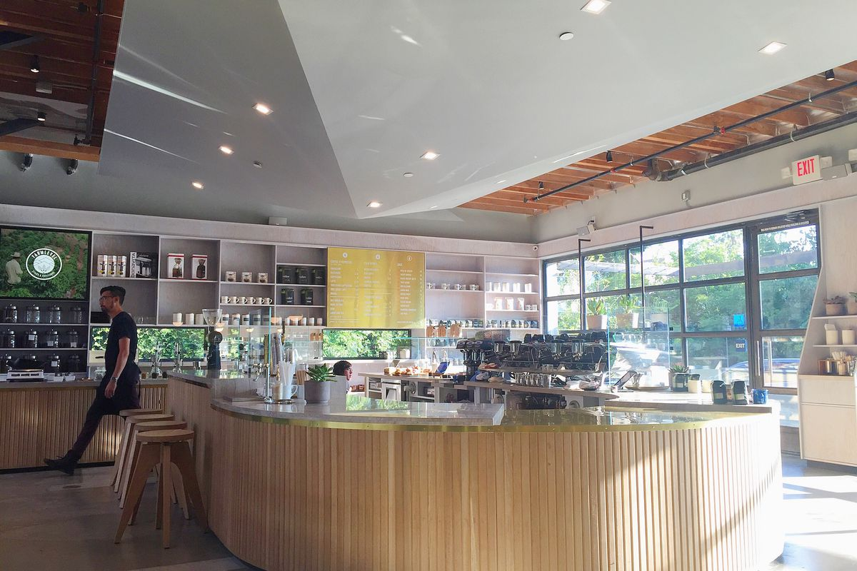 Verve Coffee, West Third Street
