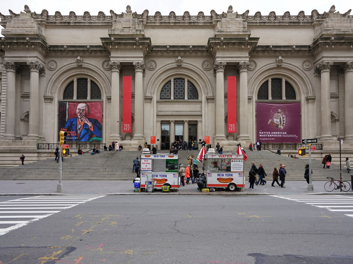 The Met Moma And Other Nyc Museums Poised For Expansion Map