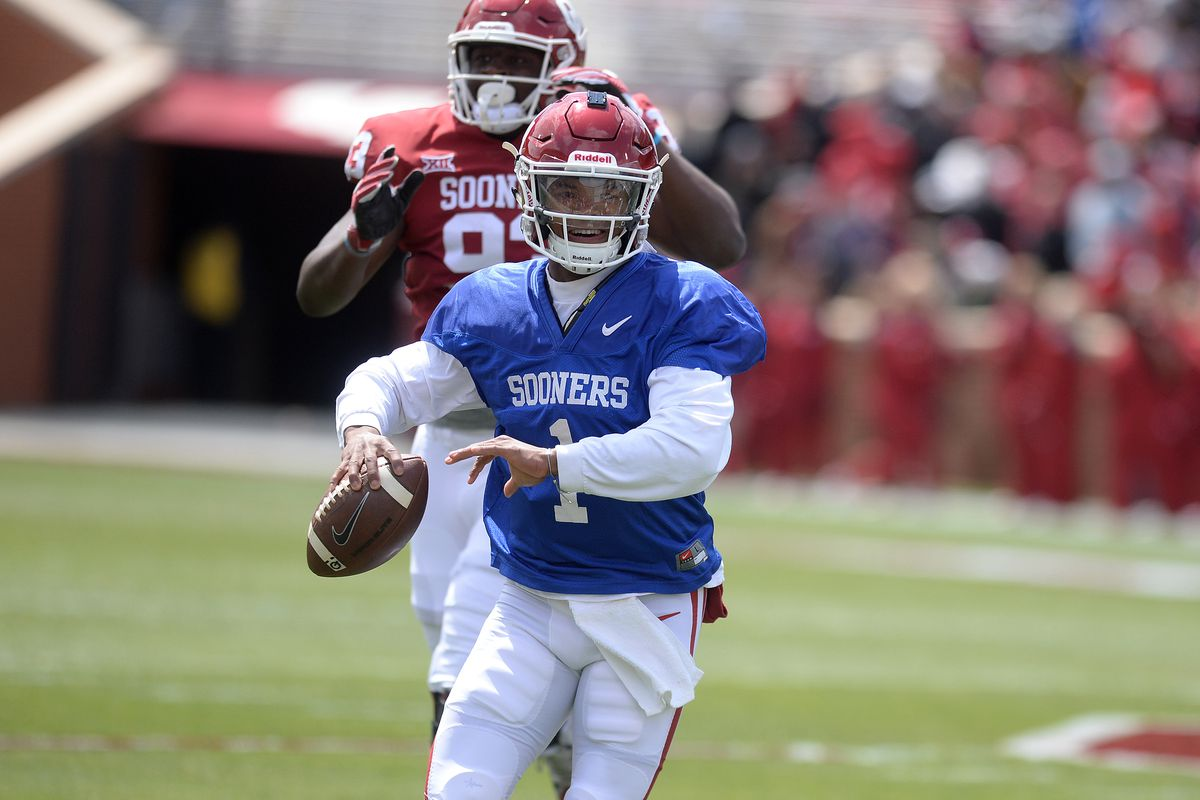 15-year-old OU Children s Hospital patient scores TD at Oklahoma ... ad2ed3875