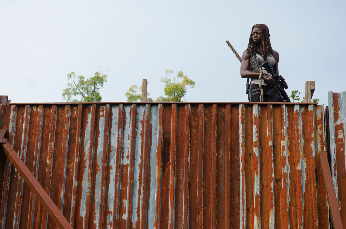 The Walking Dead Quitter's Club season 6, episode 10: The