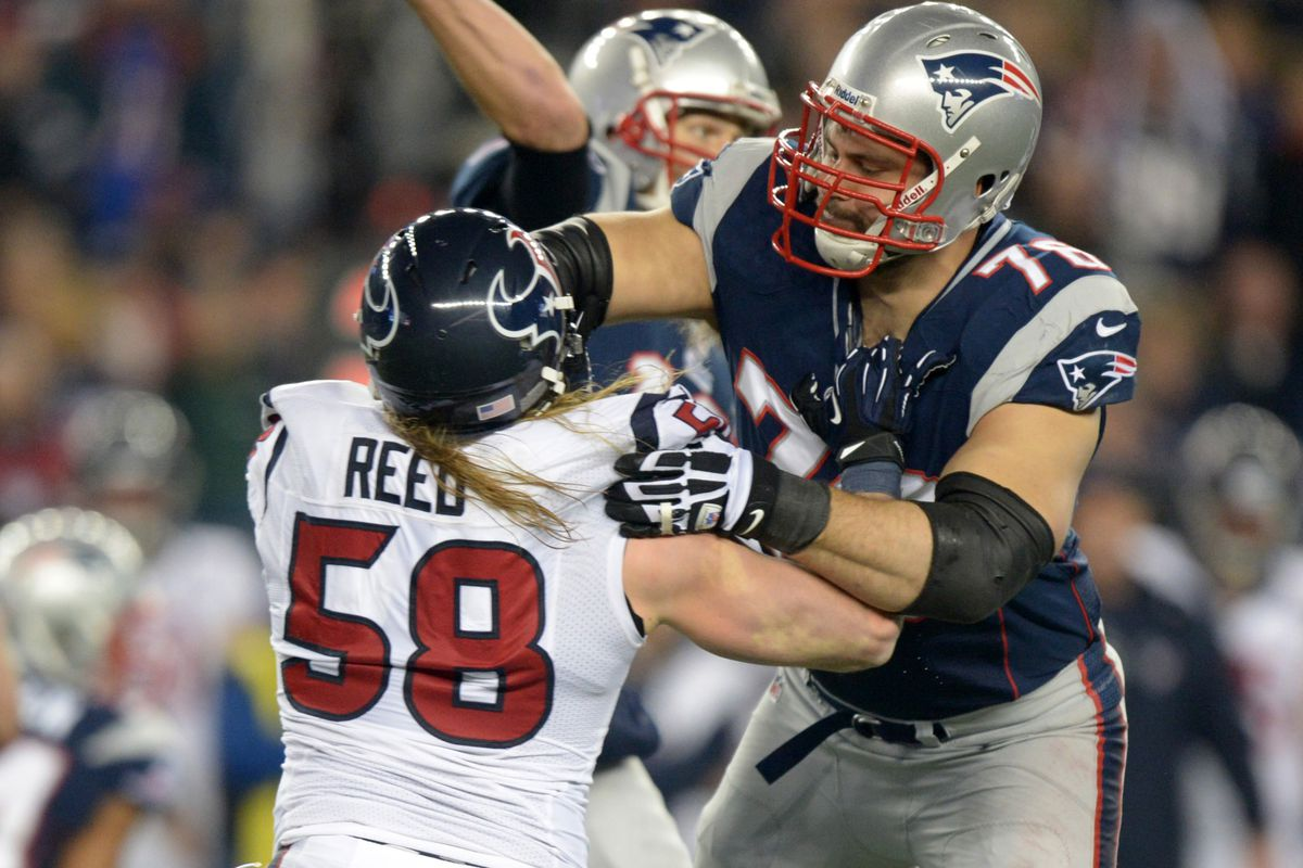 Sebastian Vollmer among the injured in 2013, now cleared for camp