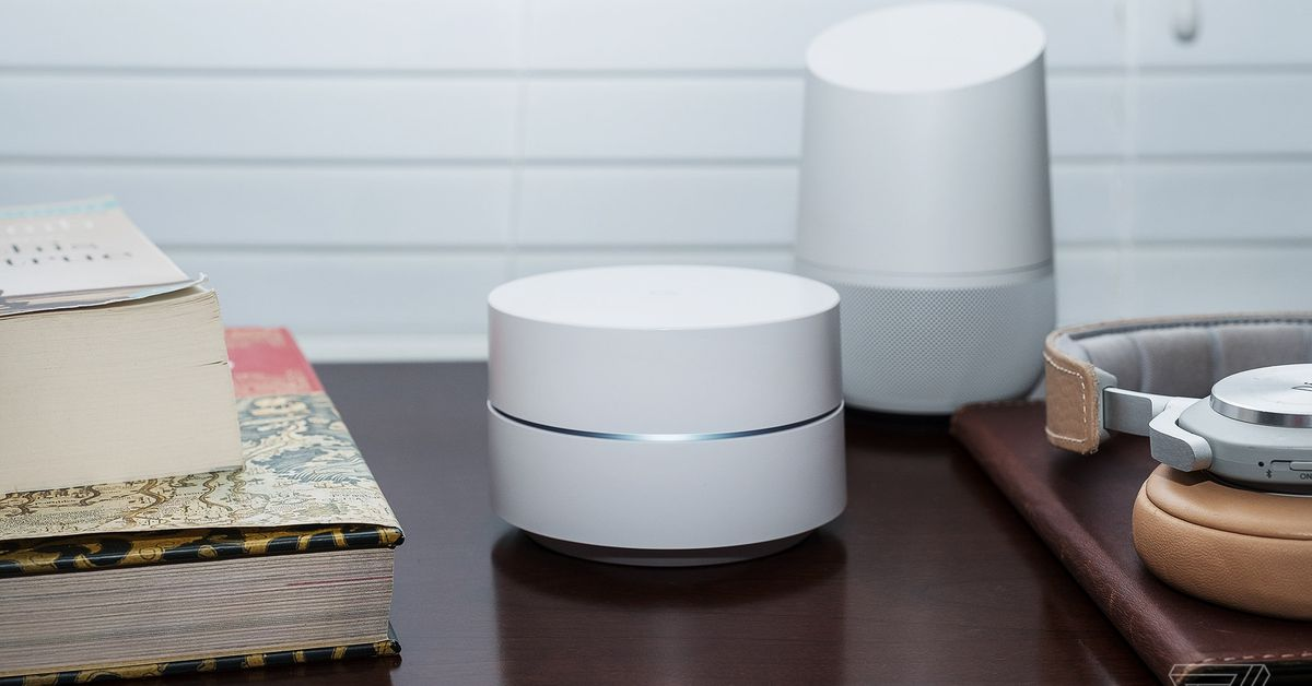 Google may reveal 'Nest Wifi' with beacons that double as smart speakers on October 15th