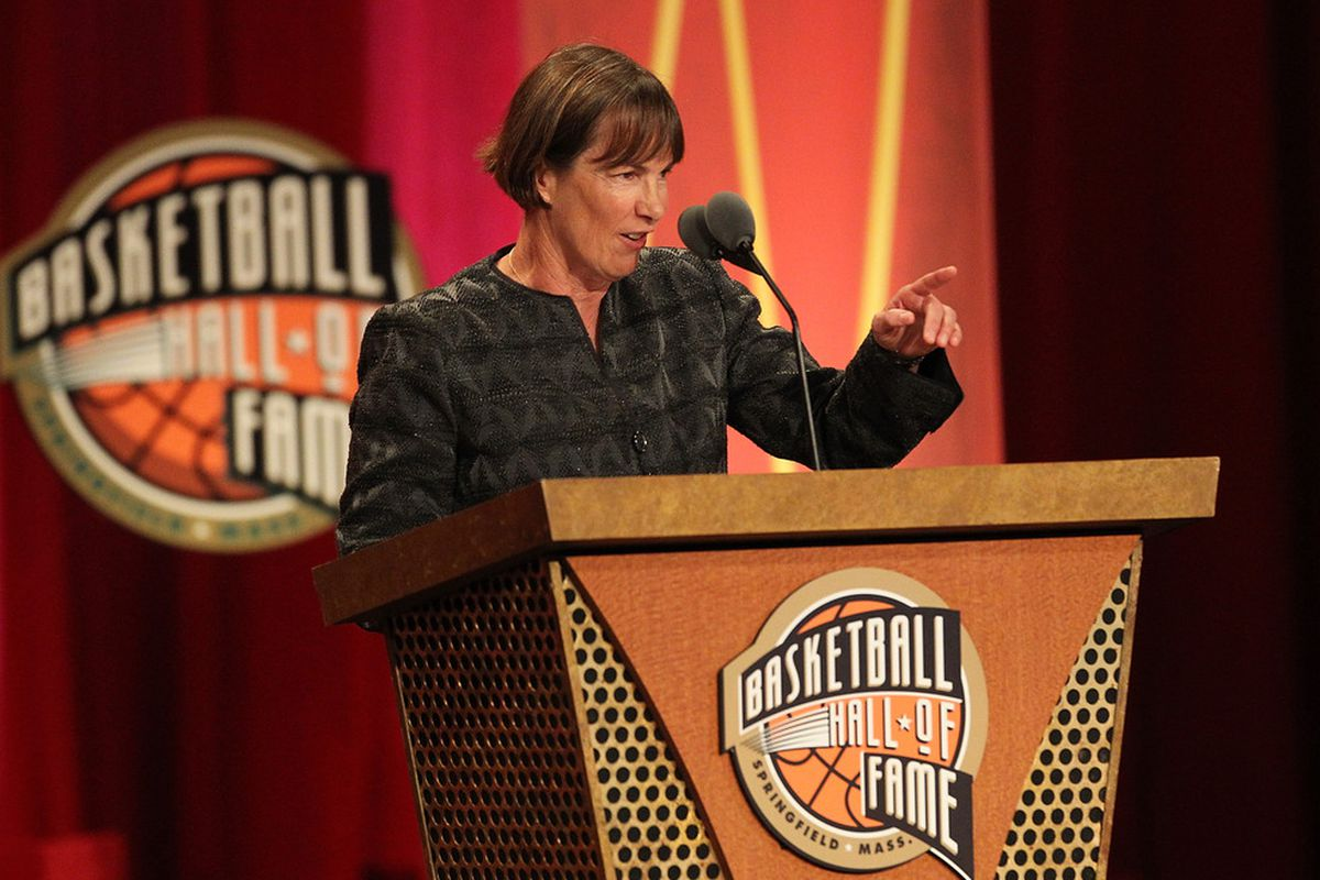 Hall of Fame coach Tara VanDerveer has the antidote for your press. <em>Photo by Jim Rogash/Getty Images.</em>