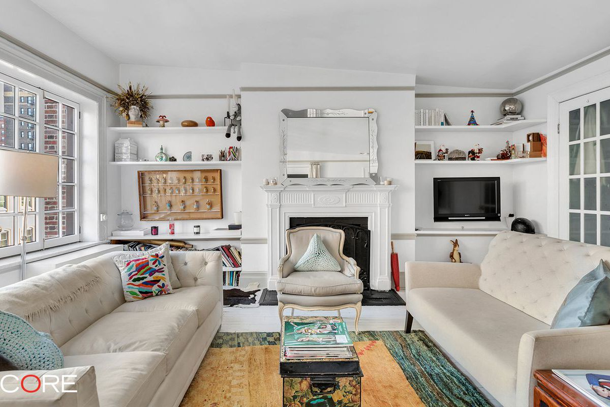 Adorable Parisian Style Greenwich Village One Bedroom