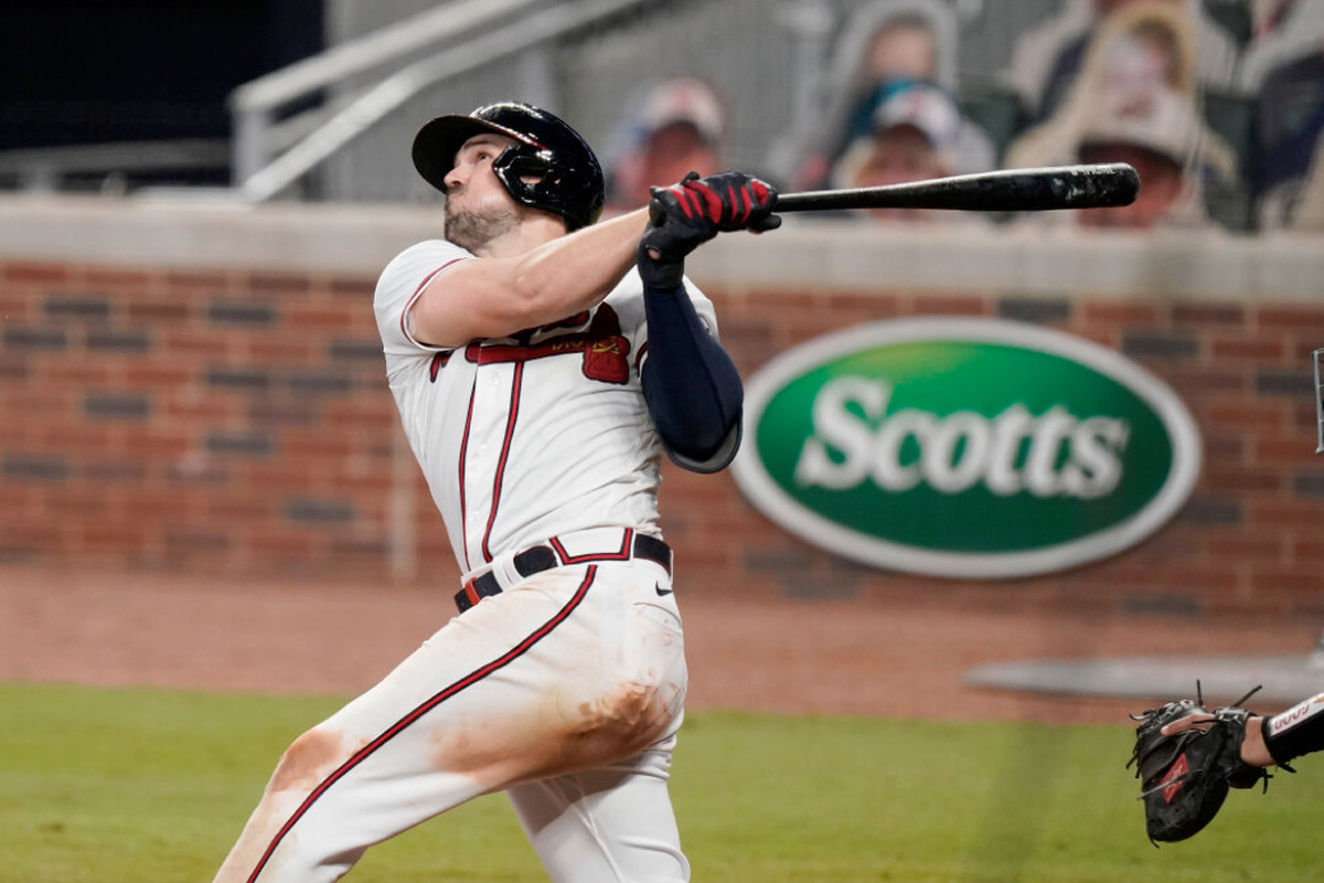 Braves Score Franchise Record 29 Runs In Win Against Marlins Chicago Sun Times