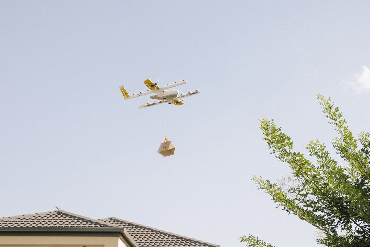 Google's Wing drones approved to make public deliveries in
