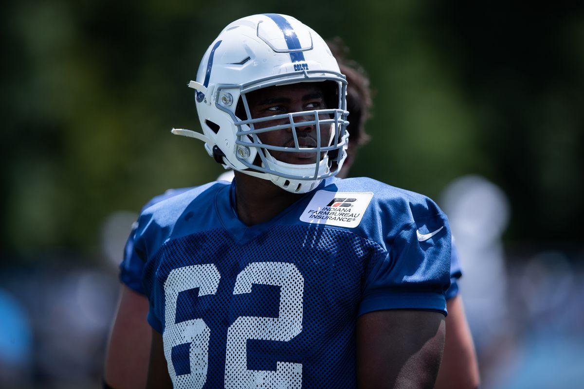 NFL: JUL 25 Colts Training Camp