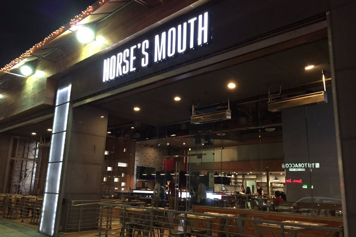 Horse's Mouth, Koreatown