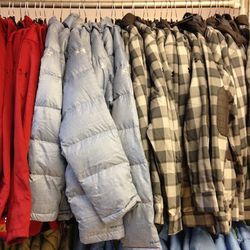 Men's Outerwear, $89.99