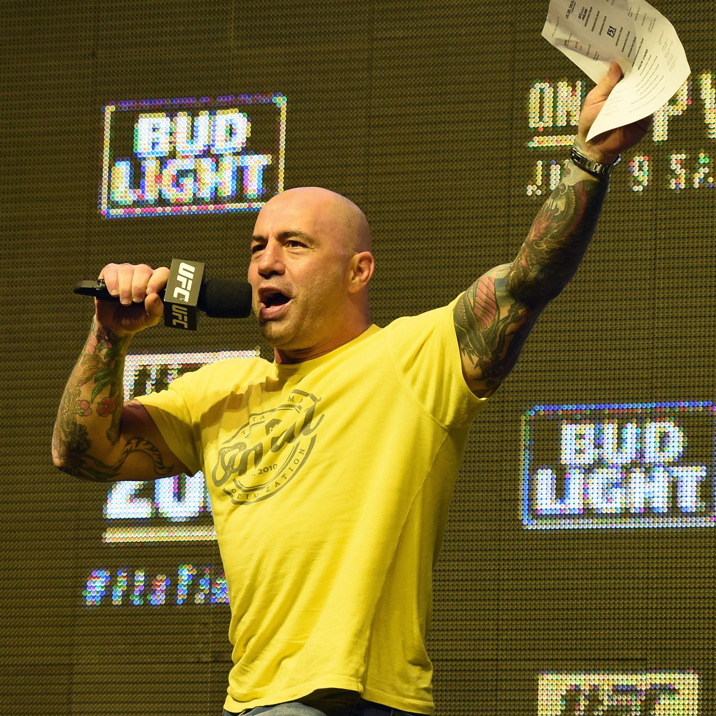 Joe Rogan On Beef With Fox Sports They Paid Me Less And Tried To Turn Me Into A Sports Guy Mmamania Com