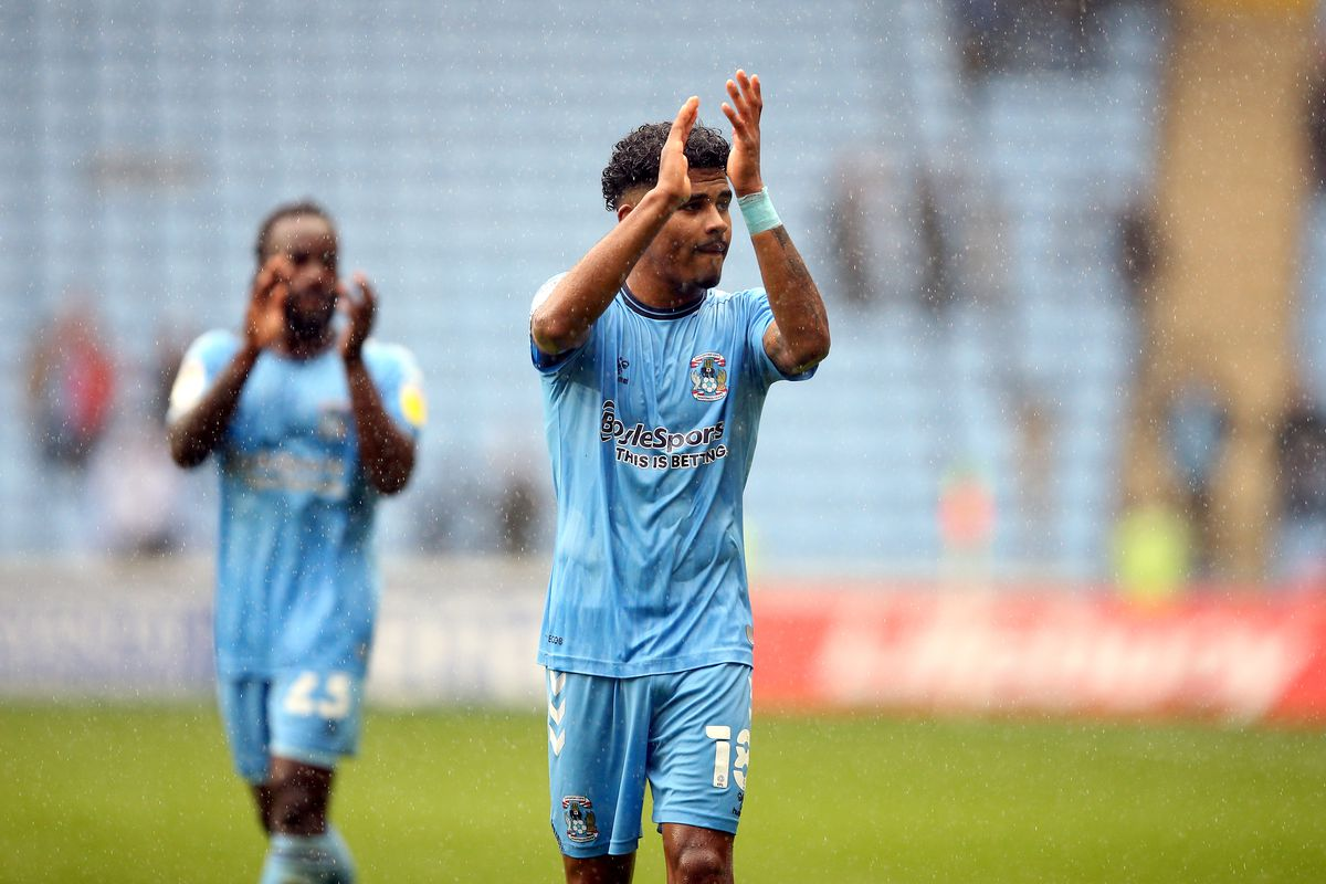 Coventry City v Fulham - Sky Bet Championship - Coventry Building Society Arena