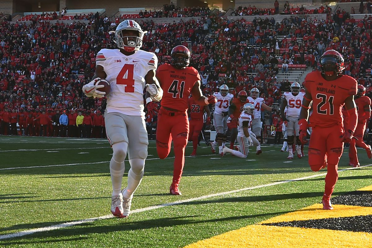 Maryland Football Vs Ohio State Final Score With 3 Things To Know