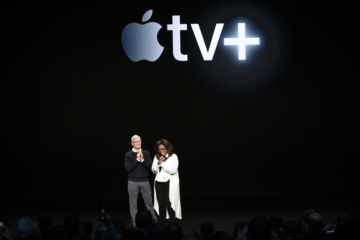Apple Holds Product Launch Event In Cupertino