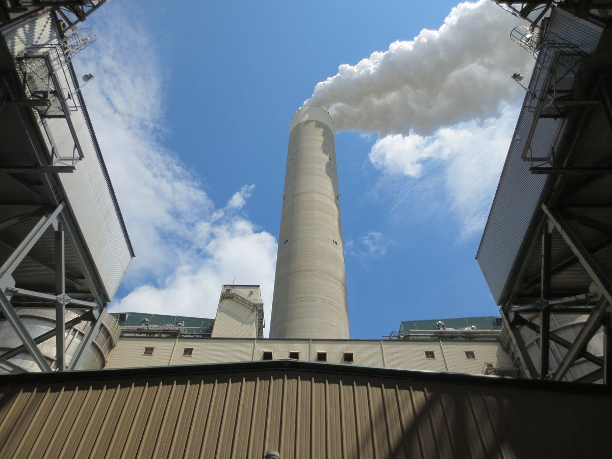 Prairie State's backers told local utilities that an investment in the coal plant would provide a hedge against volatile market prices for electricity.