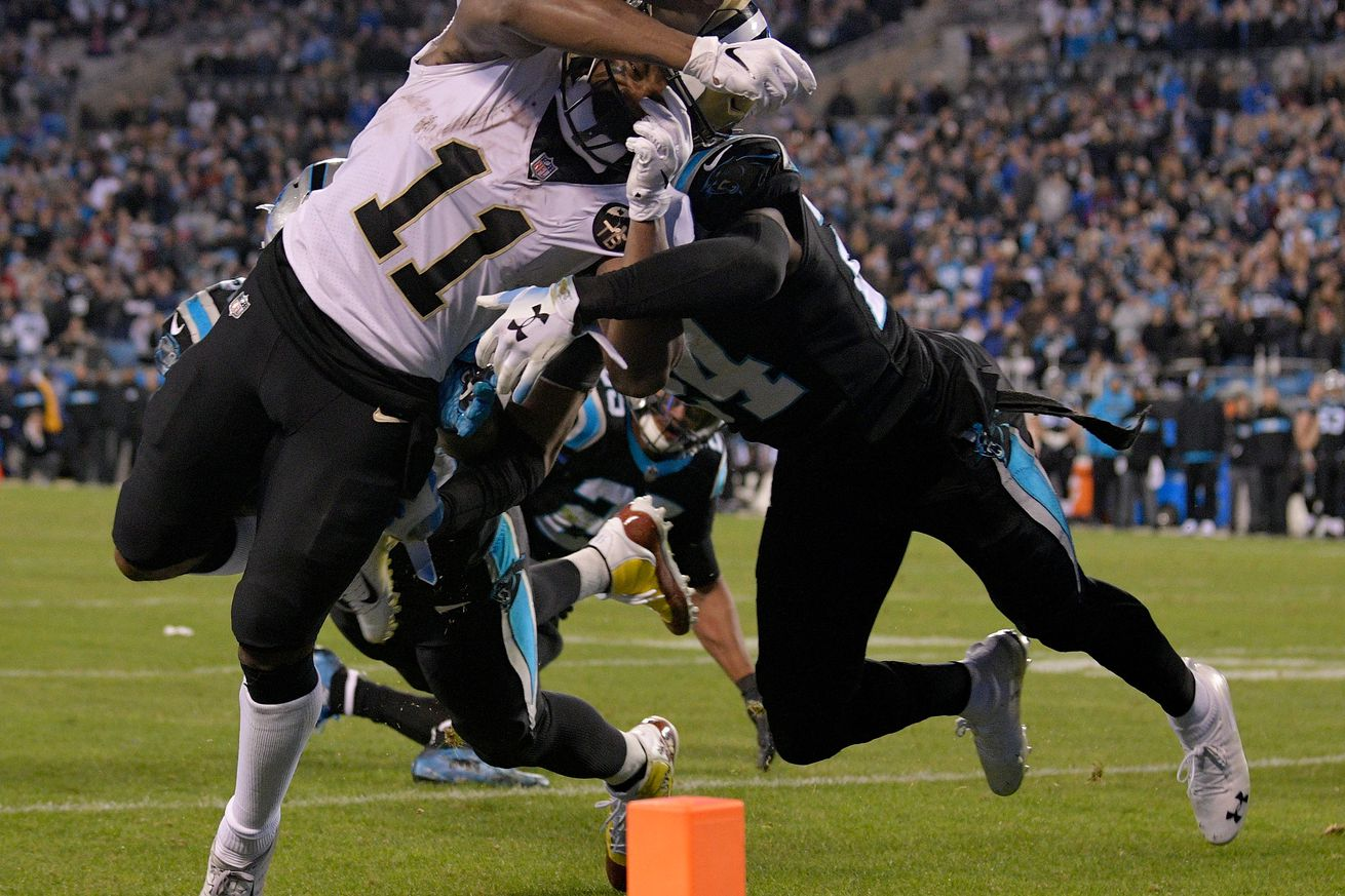 Panthers 9 Saints 12: Two winners and three losers from whatever happened last night