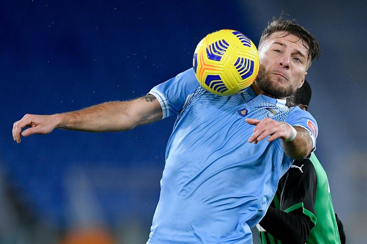 SS Lazio v Sassuolo Calcio - Serie A