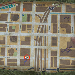 Bank Heist Plans Artifact collectible map location