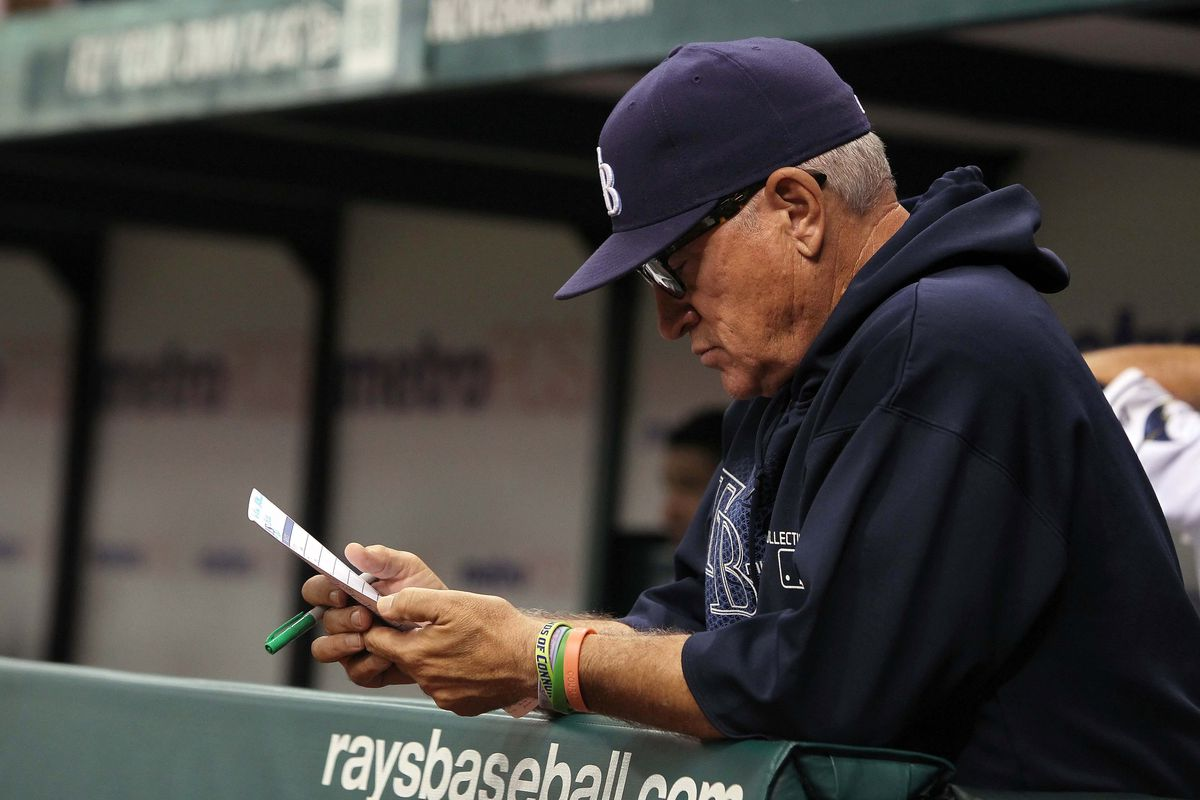 Any surprise names on that lineup card?