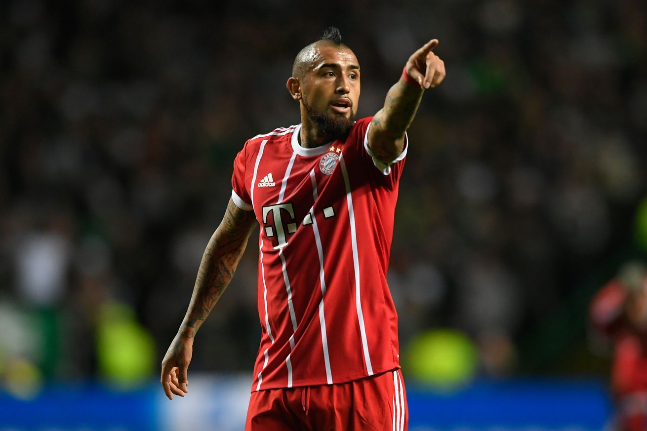 Arturo Vidal talks about the Champions League, Pep Guardiola, Real Madrid