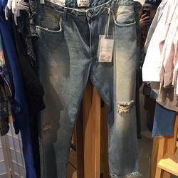 Acne Studios jeans, size 40, $125