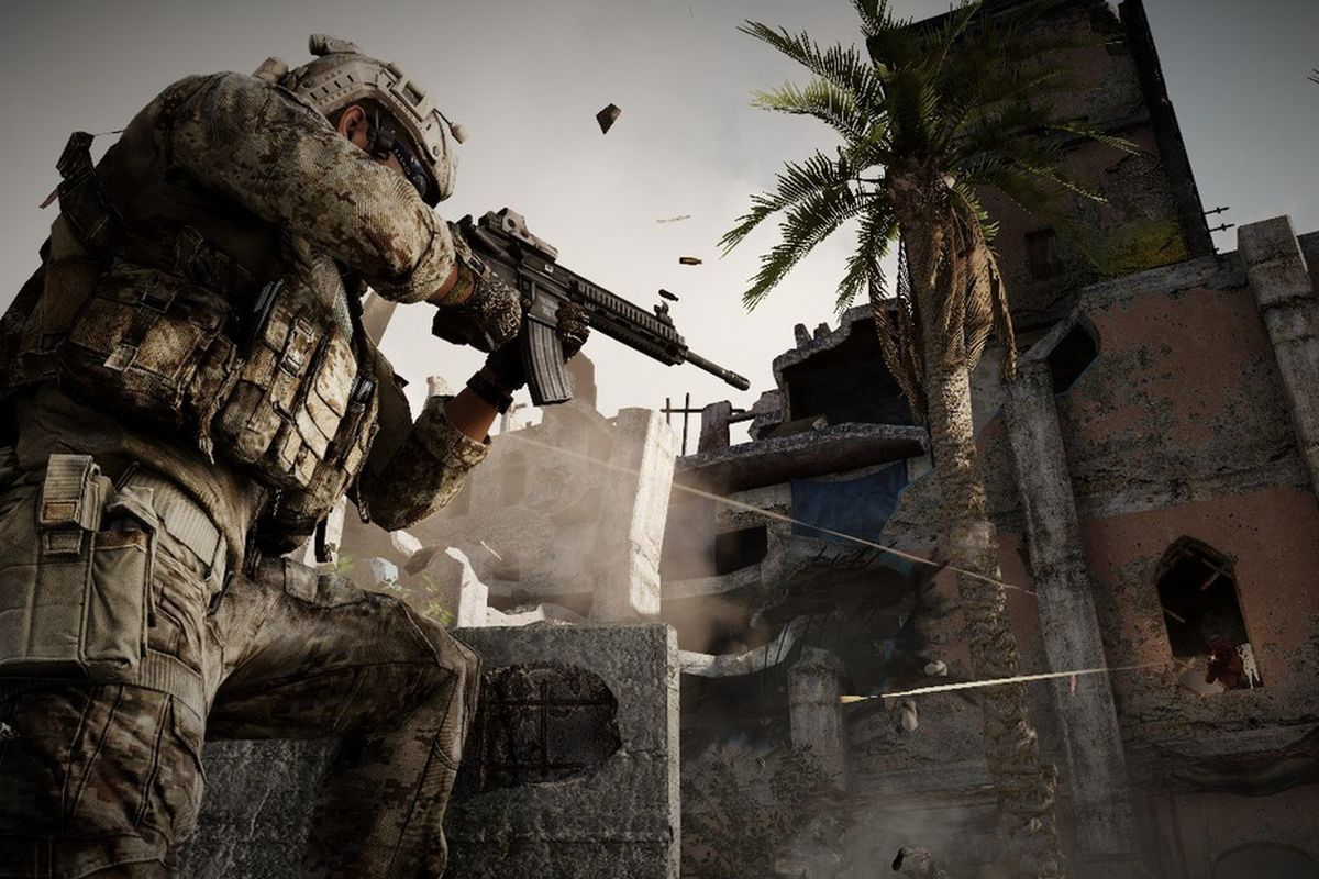 Medal of Honor Warfighter producers reportedly turned away Osama bin