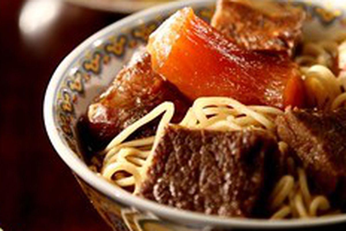 $324 Bowl of Noodles at Niu Ba Ba in Taipei