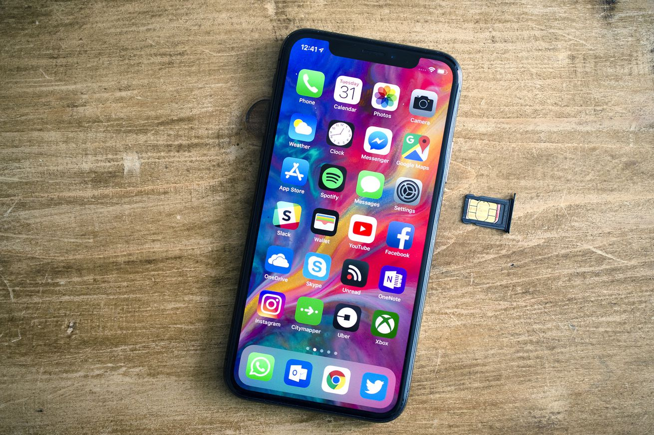 apple s new iphones use esim technology but only nine countries in the world support it