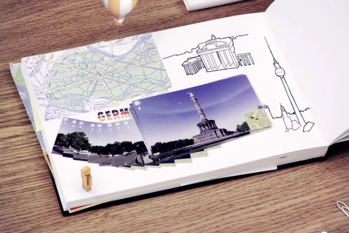 Google Street View promo
