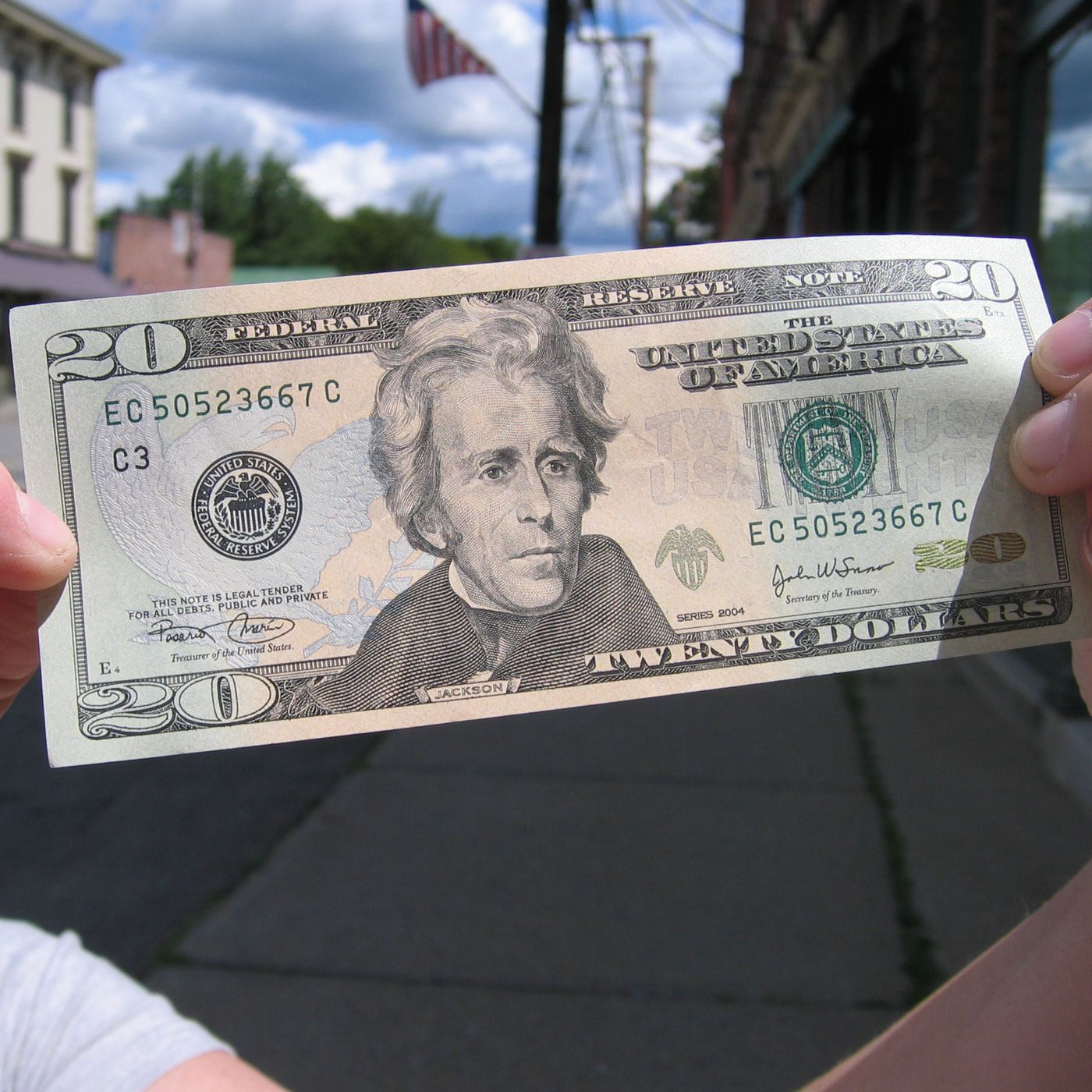 Andrew Jackson was a slaver, ethnic cleanser, and tyrant  He