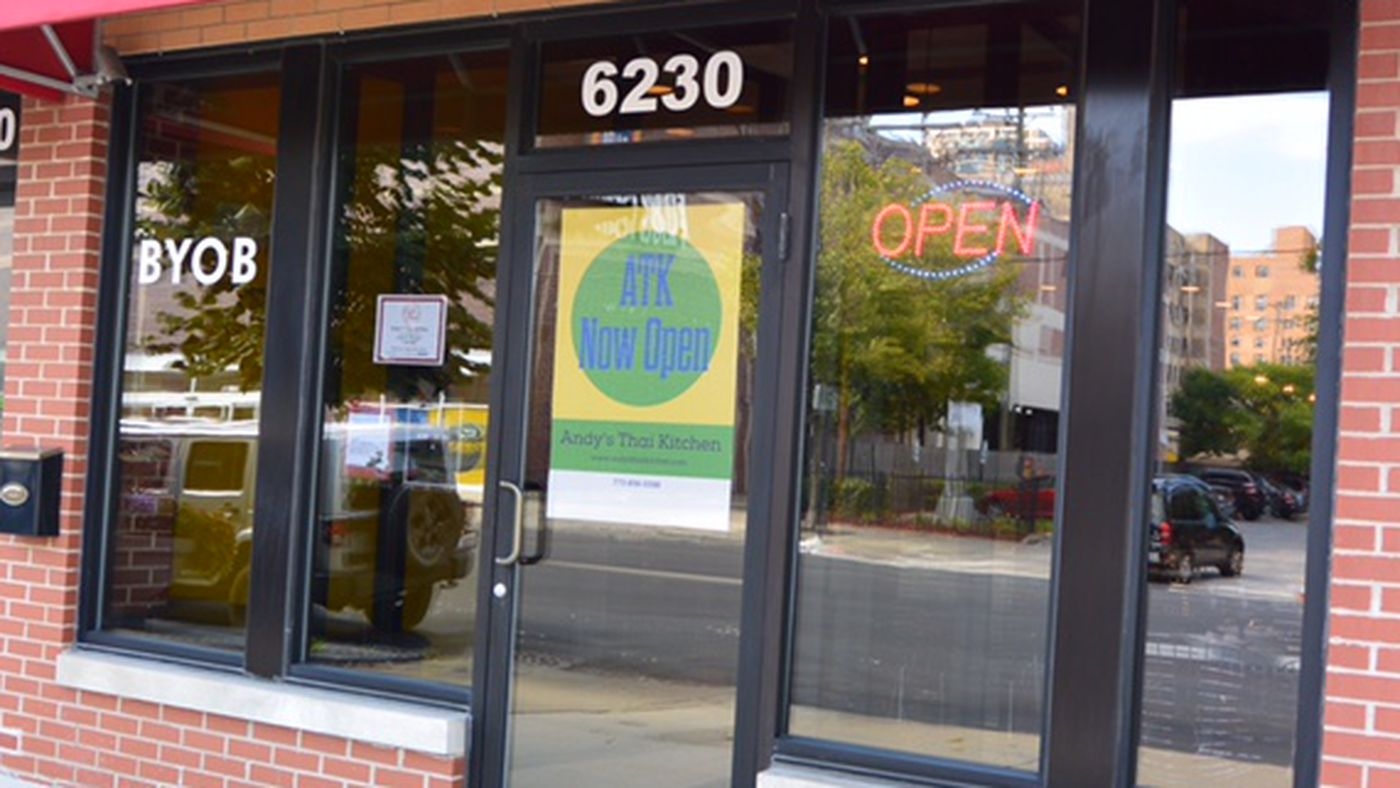 New Andy S Thai Kitchen Unleashes Acclaimed Thai Food On Edgewater Eater Chicago