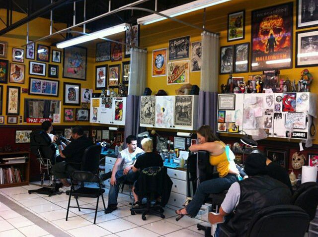 Where to Get Inked; A Guide to Miami\'s Best Tattoo Shops - Racked Miami