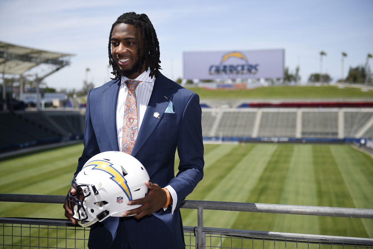 NFL: Los Angeles Chargers-Mike Williams Press Conference
