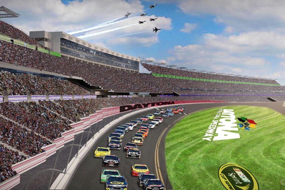 Major renovations coming to Daytona International Speedway - SBNation.com