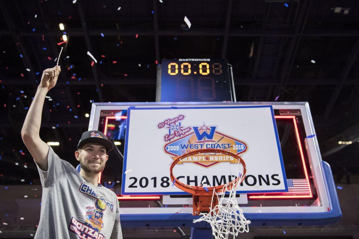 NCAA Basketball: West Coast Conference Tournament-Gonzaga vs BYU