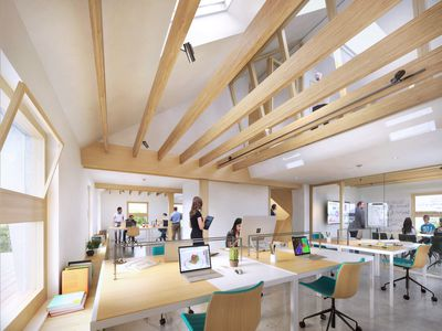 Harvard?s building a model for energy efficiency by renovating a decades?old home