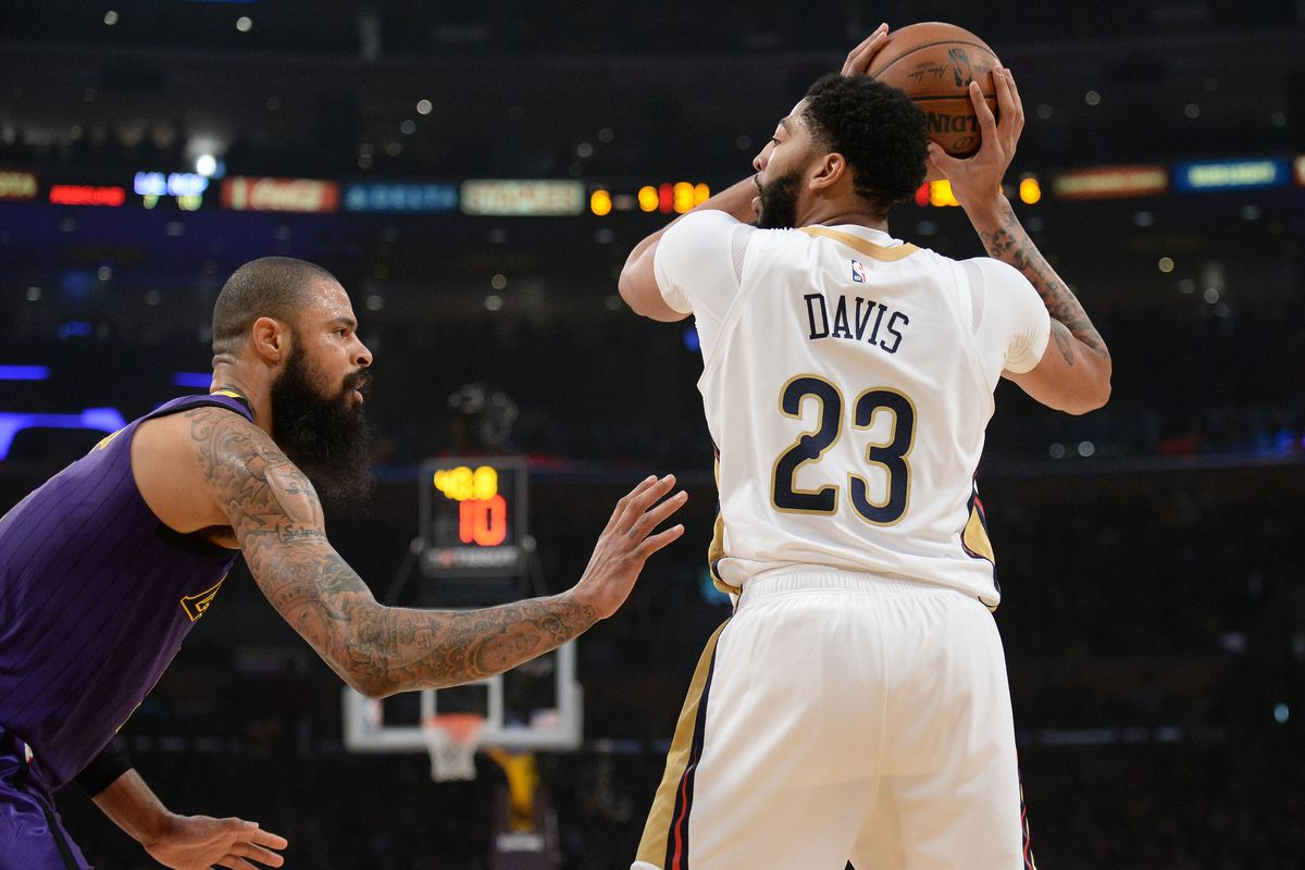 Anthony Davis reportedly doesn t care that Pelicans can offer him more  money 0ea373b22