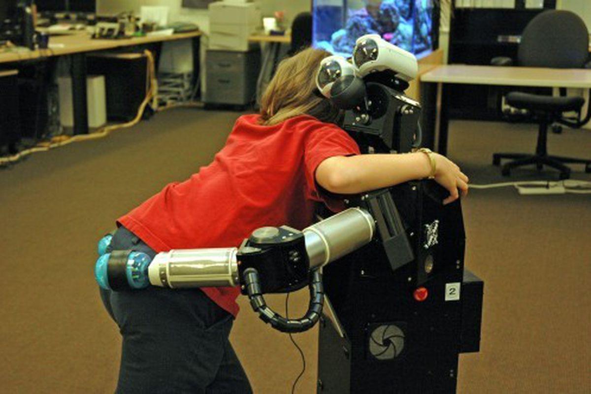 Robovi the robot nanny