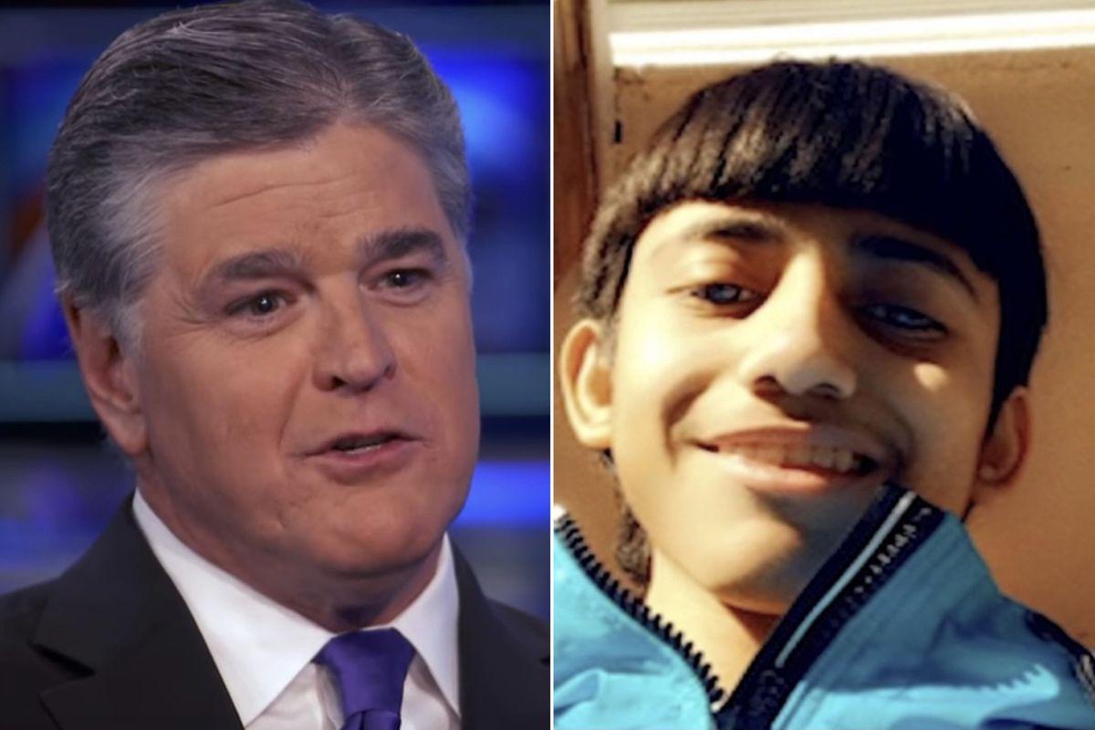 Sean Hannity / Adam Toledo